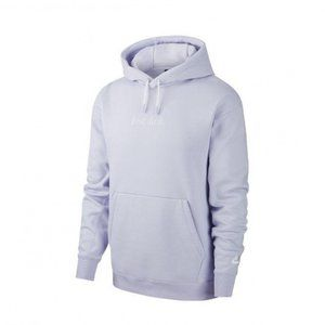 Nike NSW Just Do It Pull-Over Hoodie Lavender Mist